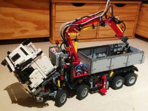 Lego Technic 42043 Bausatz